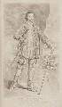 Sir Thomas Morgan, 1st Bt, by Elizabeth Bridgetta Gulston (née Stepney), after  Copplestone Warre Bampfylde - NPG D39024