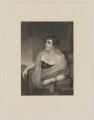 Sydney Morgan (née Owenson), Lady Morgan, after Samuel Lover - NPG D39026
