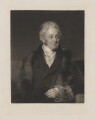 John Parker, 1st Earl of Morley, by William Say, published by  Colnaghi, Son & Co, after  Frederick Richard Say - NPG D39037