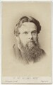 William Holman Hunt, by London Stereoscopic & Photographic Company - NPG x11985