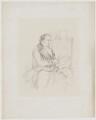 Joseph Mallord William Turner, after Sir John Gilbert - NPG D39437