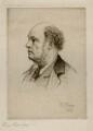 Daniel Maclise, by Mortimer Luddington Menpes, after  Elliott & Fry - NPG D39448