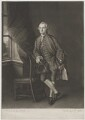 Sir Edward Turner, 2nd Bt, by James Macardell, after  Thomas Gainsborough - NPG D39450