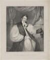 John Matthias Turner, printed by Engelmann, Graf, Coindet & Co, after  Daniel Maclise - NPG D39452
