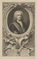 Robert Walpole, 1st Earl of Orford, by Jacobus Houbraken, published by  John & Paul Knapton, after  Arthur Pond - NPG D39365