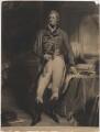 Sir Thomas Munro, 1st Bt, by Samuel Cousins, after  Sir Martin Archer Shee - NPG D39093