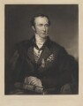 Sir Roderick Impey Murchison, 1st Bt, by and published by William Walker, after  Henry William Pickersgill - NPG D39095