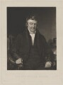 William Turner, by William Ward, published by  Hodgson & Graves, published by  Currie & Bowman, after  Thomas Heathfield Carrick - NPG D39464