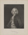 Daniel Twining, by George B. Black, printed by  Day & Son, after  Thomas Hudson - NPG D39472