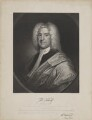 Thomas Twining, by George B. Black, printed by  Day & Haghe, after  William Hogarth - NPG D39473