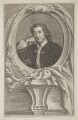Thomas Otway, by Jacobus Houbraken, published by  John & Paul Knapton, after  Mary Beale - NPG D39390