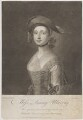 Frances ('Fanny') Murray (née Rudman), by and published by James Macardell, after  Henry Robert Morland - NPG D39123