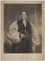 Thomas Musgrave, by John Richardson Jackson, published by  Robert Sunter, published by  Henry Graves & Co, after  Frederick Richard Say - NPG D39130