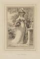 Mrs Otway, by Eugène Lily - NPG D39392