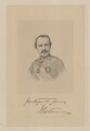 Sir James Outram, 1st Bt, by Joseph Brown, after  Antoine Claudet - NPG D39394
