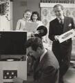 Sheila Sim; Bryan Forbes; Nanette Newman; Richard Attenborough, by John Drysdale - NPG x134370