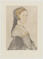 Anne More (née Cresacre), after Hans Holbein the Younger - NPG D39144