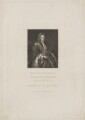 Robert Harley, 1st Earl of Oxford, by W.T. Mote, published by  Harding & Lepard, after  William Derby, after  Sir Godfrey Kneller, Bt - NPG D39486