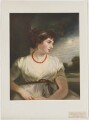 Jane Elizabeth (née Scott), Countess of Oxford, published by The Medici Society Ltd, after  John Hoppner - NPG D39491