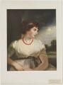 Jane Elizabeth (née Scott), Countess of Oxford, published by The Medici Society Ltd, after  John Hoppner - NPG D39491