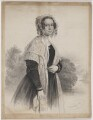 Mrs Tillem, by Charles Baugniet, printed by  Day & Haghe - NPG D39610