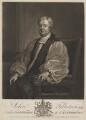 John Tillotson, by John Faber Jr, published by  Robert Wilkinson, after  Sir Godfrey Kneller, Bt - NPG D39612