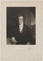 James Raine, by William Walker, after  Clement Burlison - NPG D39185