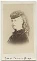 Marie Alexandrovna, Duchess of Edinburgh, by Makzamoff - NPG Ax28402