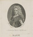 Paul de Rapin, by Philipp Audinet, published by  Harrison & Co, probably after  Jan Henrik Brandon - NPG D39213