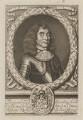 Sir George Rawdon, 1st Bt, by Robert White - NPG D39215