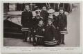 'The Czar and Family', published by Rotary Photographic Co Ltd - NPG x131654