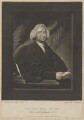 Abraham Rees, by John Yeatherd, published by  Edward Evans, after  John Opie - NPG D39666
