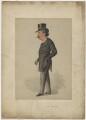 Algernon Bertram Freeman-Mitford, 1st Baron Redesdale, by Carlo Pellegrini - NPG D39670