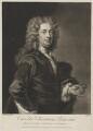 Charles Christian Reisen, by George White, printed for  Samuel Sympson, after  John Vanderbank - NPG D39678