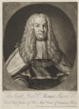 Sir Thomas Reeve, by and sold by Gerhard Bockman, after  Jacopo Amigoni - NPG D39682