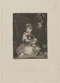 Jane Palmer (née Bowles), by Samuel William Reynolds, published by  Hodgson & Graves, after  Sir Joshua Reynolds - NPG D39514