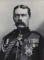 Herbert Kitchener, 1st Earl Kitchener, by Alexander Bassano - NPG x85797