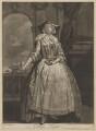 Grace Tosier, after Bartholomew Dandridge - NPG D39652