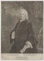 Samuel Richardson, by James Macardell, after  Joseph Highmore - NPG D39725