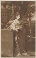 Theresa Parker, by Thomas Watson, after  Sir Joshua Reynolds - NPG D39539