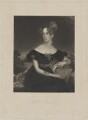 Mrs Parnther, by George H. Every, after  Arminius Mayer - NPG D39544