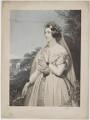 Teresa Parodi, by John Harris, published by  Henry Graves & Co, after  Frederick Newenham - NPG D39545