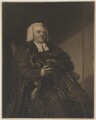 Samuel Parr, by Thomas Hodgetts, after  George Dawe - NPG D39548