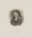 Samuel Parr, by Charles Picart, published by  T. Cadell & W. Davies, after  William Evans, after  John Opie - NPG D39550