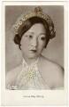 Anna May Wong, by Emil Otto ('E.O.') Hoppé - NPG x134423
