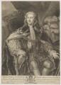 Charles Lennox, 2nd Duke of Richmond and Lennox, by John Faber Jr, sold by  Thomas Wall, after  John Vanderbank - NPG D39744