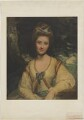 Miss Ridge, published by The Medici Society Ltd, after  Sir Joshua Reynolds - NPG D39759