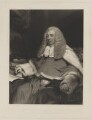 Sir John Patteson, by Samuel Cousins, published by  Sir Francis Graham Moon, 1st Bt, after  Margaret Sarah Carpenter (née Geddes) - NPG D39569