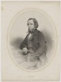 George Frederick Samuel Robinson, 1st Marquess of Ripon and 3rd Earl de Grey, by James Henry Lynch, printed by  M & N Hanhart - NPG D39775