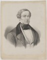 Sir Robert Peel, 2nd Bt, by Henry Brittan Willis, printed by  M & N Hanhart, after  James Palmer - NPG D39597